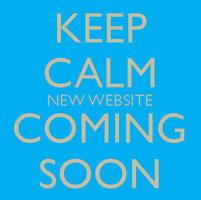 New website coming soon.....